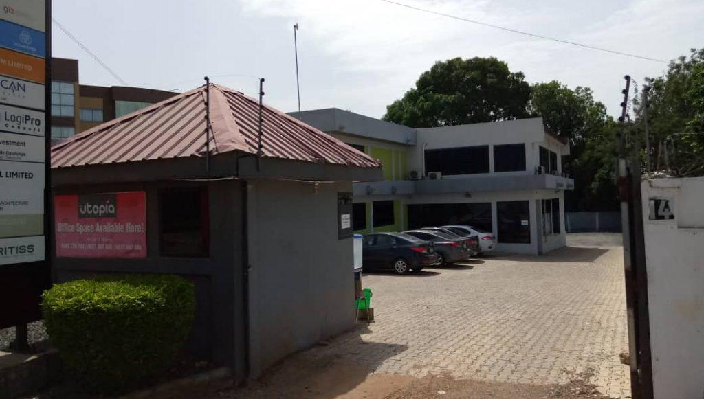 AFR-IX Ghana office