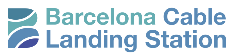 Logo Barcelona Cable Landing station