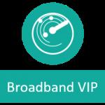 Le Broadband VIP vous offre la meilleure qualité d'internet à domicile via le réseau WIFI. Nous mettons à votre disposition de l'internet à haut débit au meilleur prix du marché quelle que soit l'option (radio ou fibre optique).