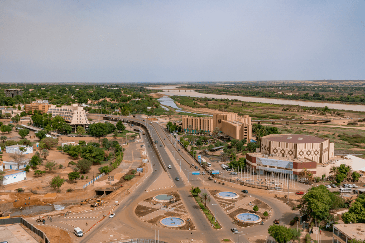 Niger city